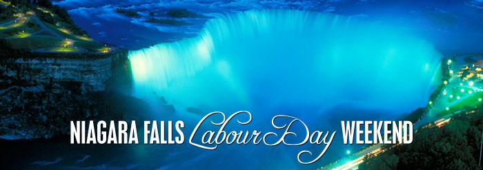 labour day niagara falls